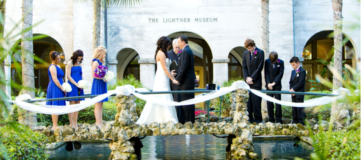 Stunning St. Augustine Wedding