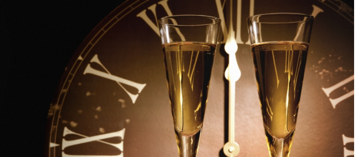 New Year's Eve Party Food and Drink Ideas
