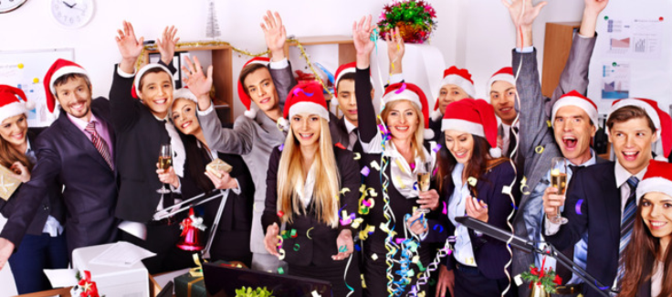 Four Rules for Your Company Holiday Party