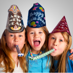 New Year's Eve Party with Kids? Yes You Can!