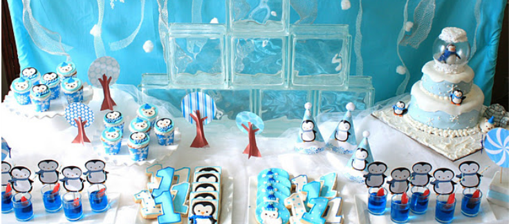 Parties We Love: Indoor Birthday Party Inspiration