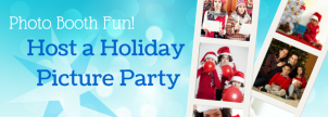 Photo Booth Fun: Host a Holiday Picture Party
