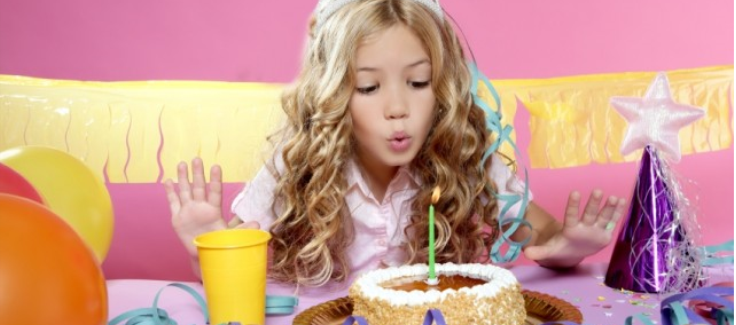 Kids' Birthday Parties, How Much is Too Much?