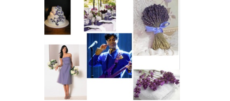 Purple Wedding Inspiration & The Knot's Wedding Trends