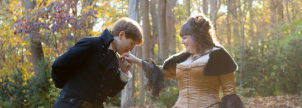 A Spooktacular Halloween Real Wedding