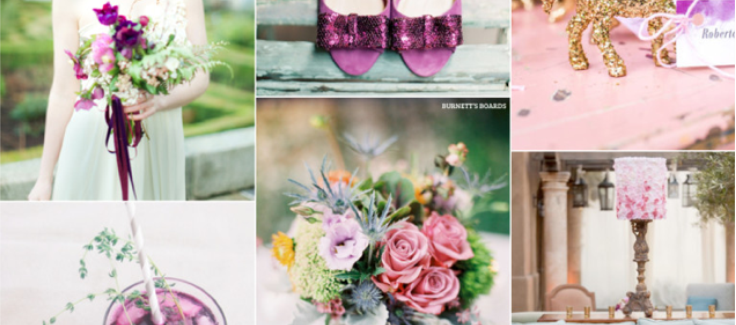 Think Pink for Your Wedding