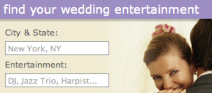 How to Find Wedding Entertainment
