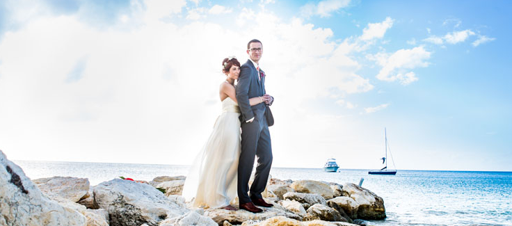 Destination Wedding: Antigua