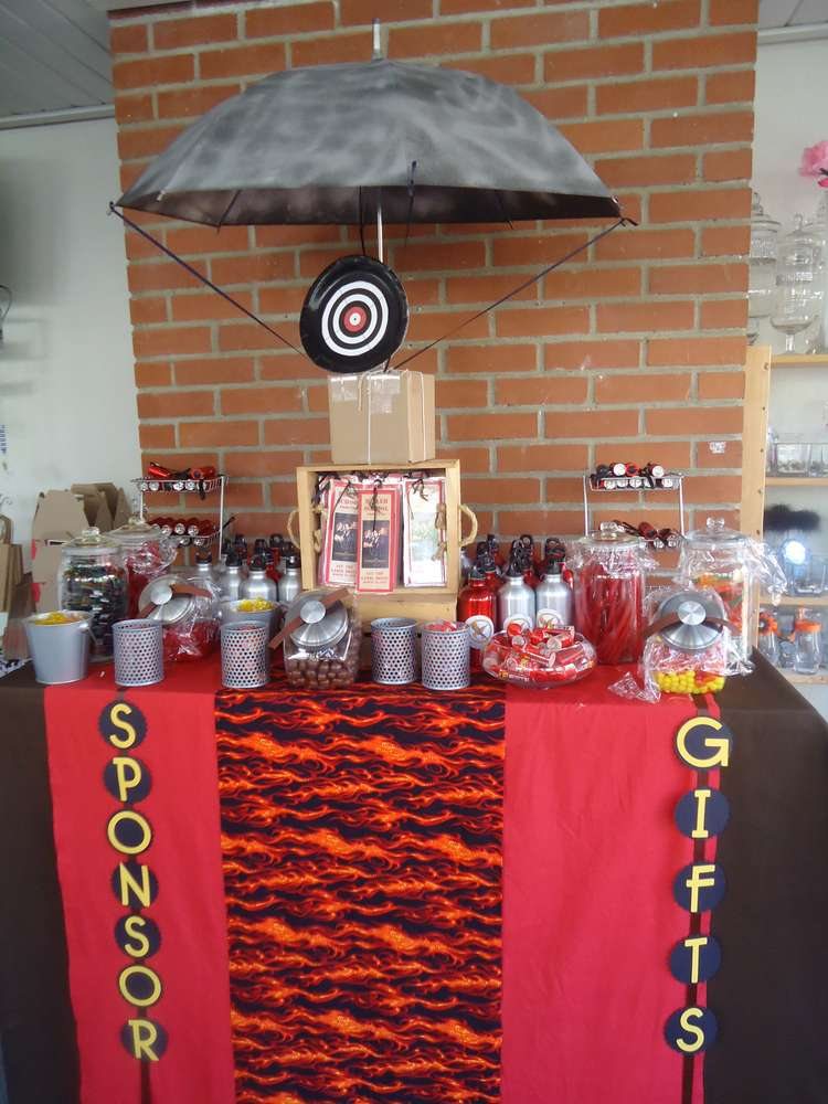Kids Party Ideas Hunger Games Birthday Party Ideas To Pin Right Now