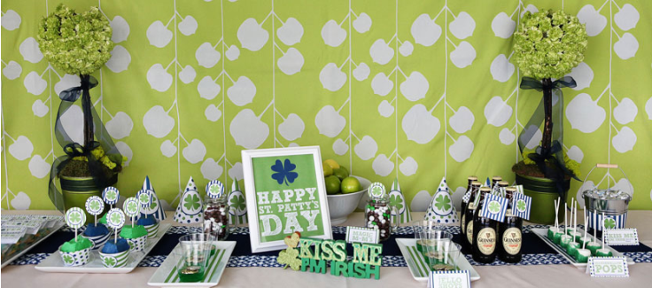Parties We Love: Happy St. Patrick's Day