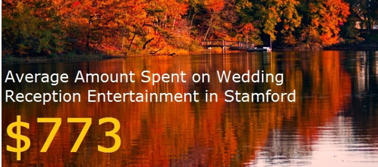 Stamford Wedding Entertainment Costs