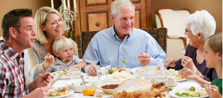 Gobble Up These Thanksgiving Dinner Party Tips