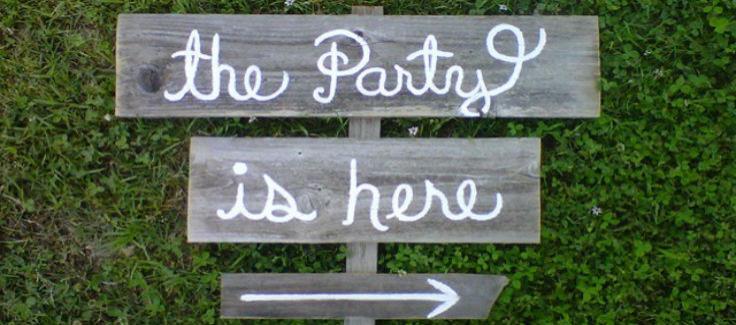 Αποτέλεσμα εικόνας για the party is here