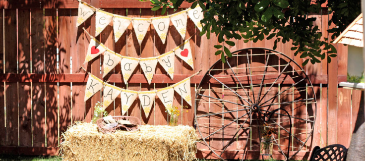 Parties We Love: Western Shower, Candy Party and More...
