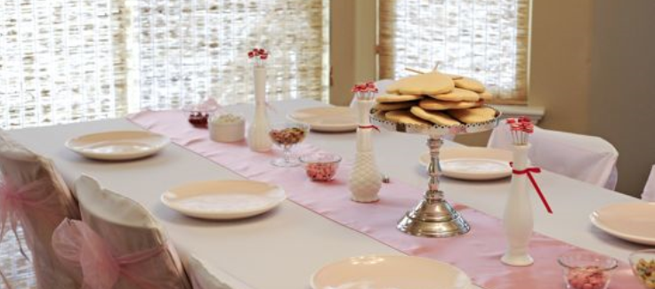 A Valentine's Day Party with Guest, One Charming Party