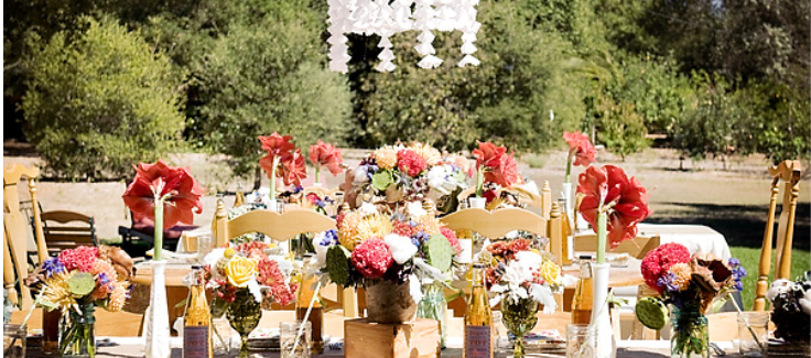 Parties We Love: Design Inspired by the Velveteen Rabbit, Football and Hello Kitty