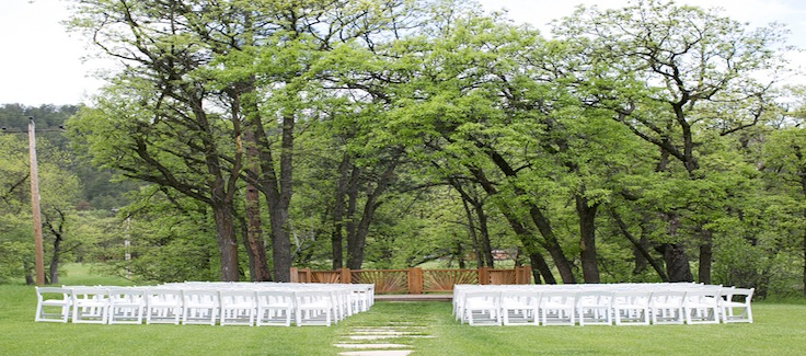 Checklist for Outdoor Weddings