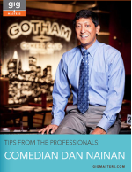 A Professional's Guide: Tip for Comedians
