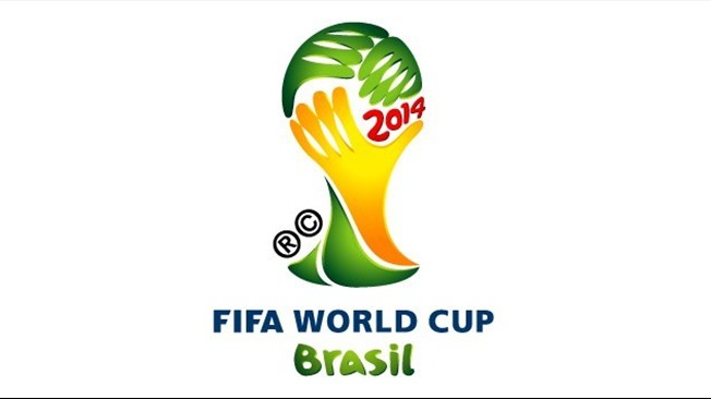 2014 Brazil Fifa Official World Cup Logo