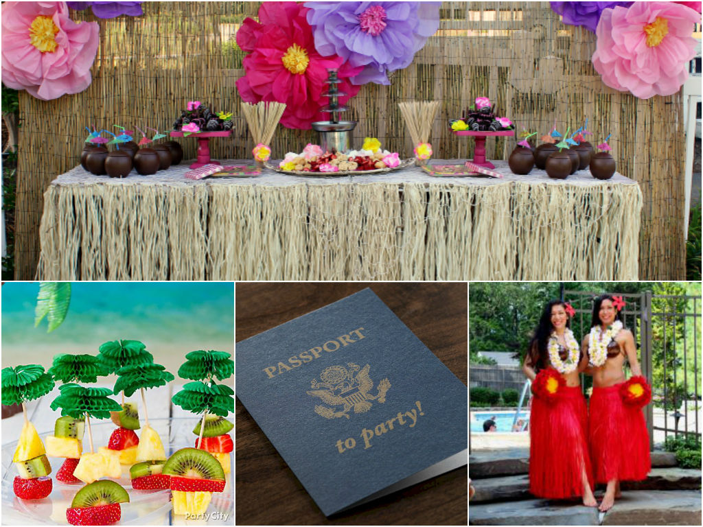 4 spring party ideas - Spring Party Decorating Ideas