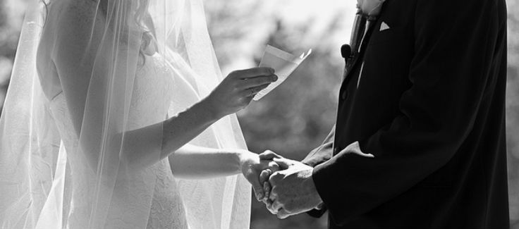20 Tips for Writing Your Own Wedding Vows