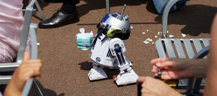 Star Wars Wedding Inspiration