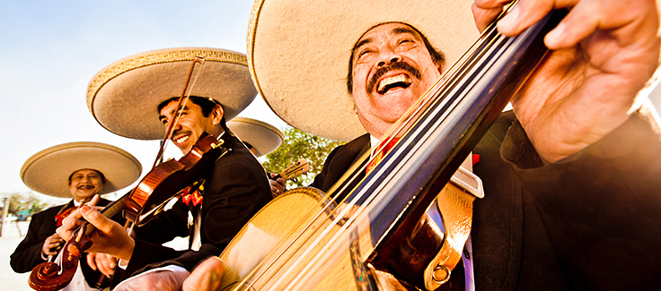 Cinco de Mayo: Mariachi, Margaritas & More