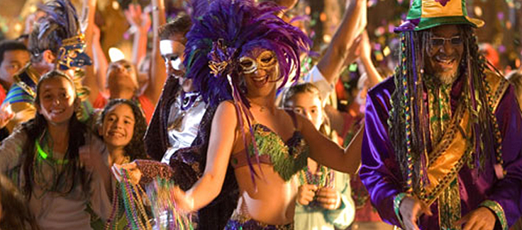 Mardi Gras Party Tips
