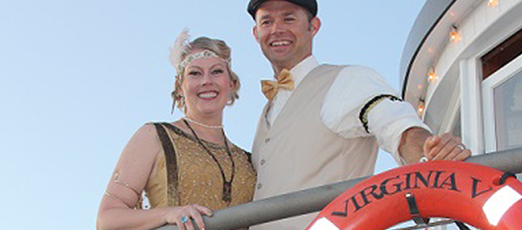 Real Event: 1920s Anniversary Party