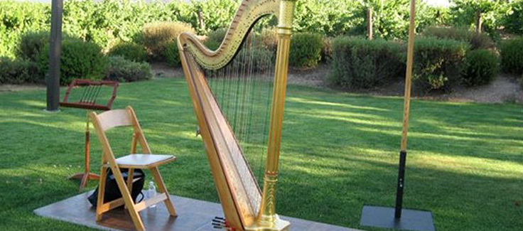 Tips for Hiring a Harpist