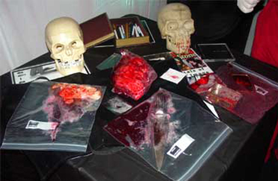 Host a Murder Mystery Halloween Party