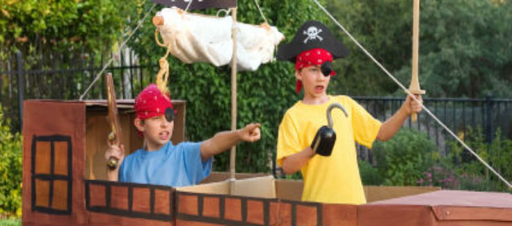 Pirate Adventure Theme Party