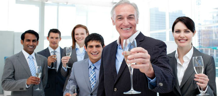 Who to Hire for Corporate Events