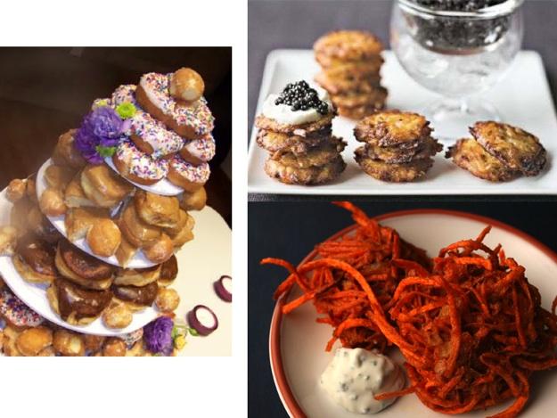food for Hanukkah