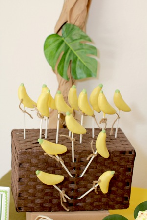 candy bananas