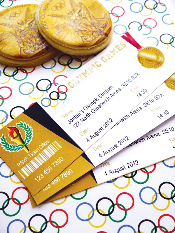 Olympic Invitations