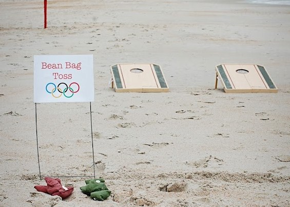 Olympic Beach Party