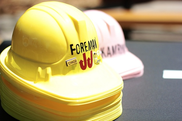 hard hats for kids