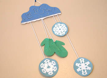 Kids Winter Craft Ideas