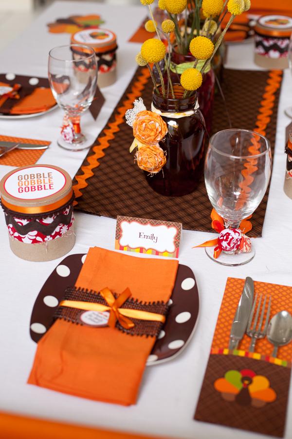 thanksgiving dinner table design. Black Bedroom Furniture Sets. Home Design Ideas