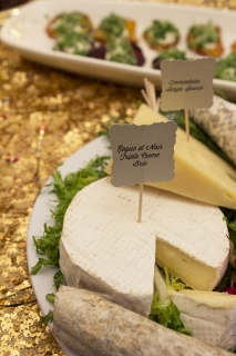 bachelorette party cheese board