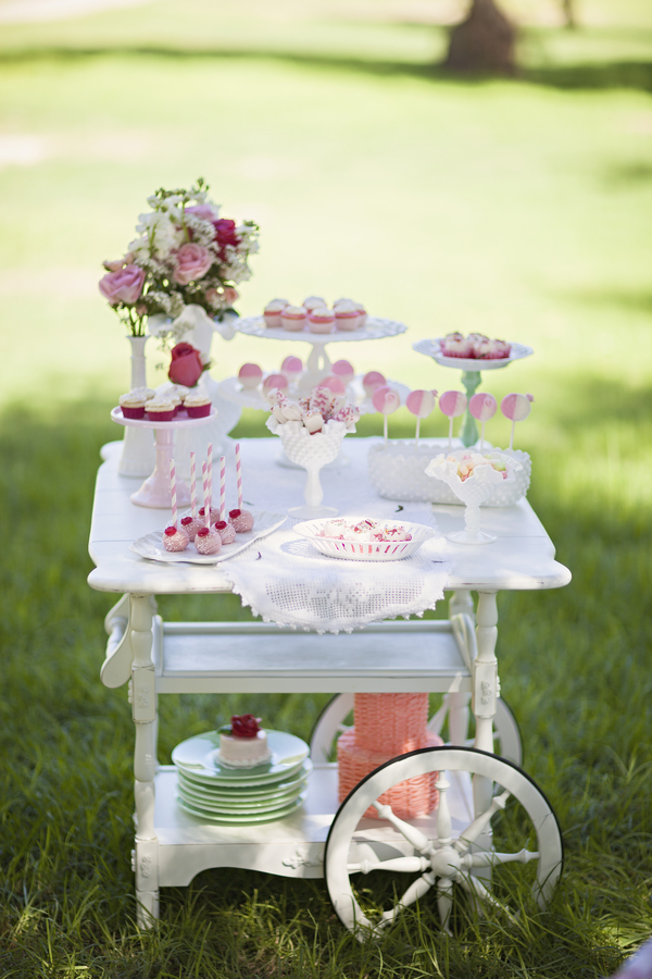 Mommy And Me Tea Party