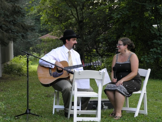 acoustic musicians for ceremony
