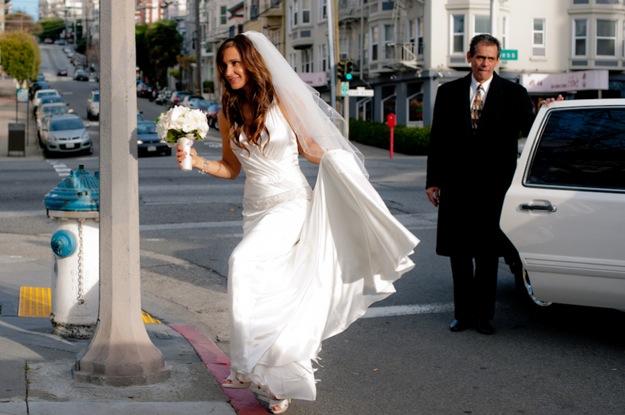 san francisco bride