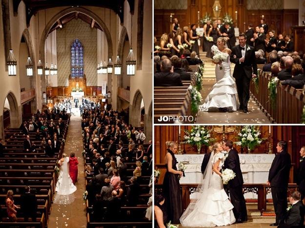 Tennessee church wedding