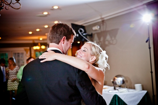first dance for bride and groom
