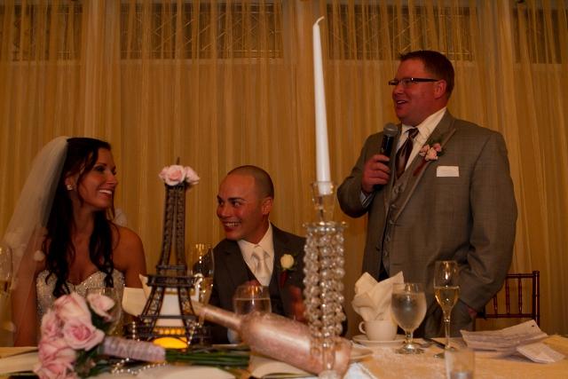 wedding toast best man