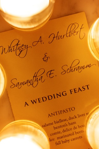 menu-wedding-photography