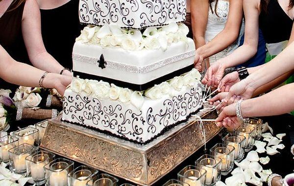 peruvian wedding cake tradition