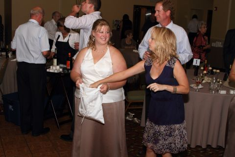 polish wedding apron dance